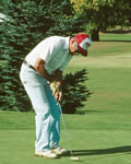 Remove bad golf habits to improve your handicap
